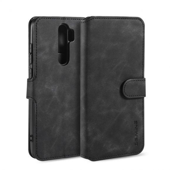 Xiaomi Redmi Note 8 Pro - Housse DG MING effet cuir