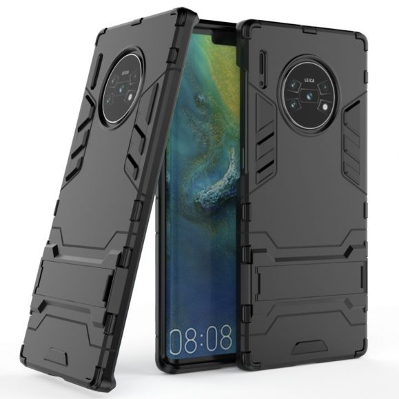 Huawei Mate 30 Pro - Coque cool guard antichoc avec support intégré