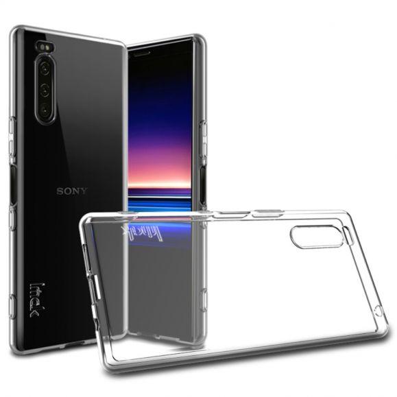 Sony Xperia 5 - Coque transparente en silicone