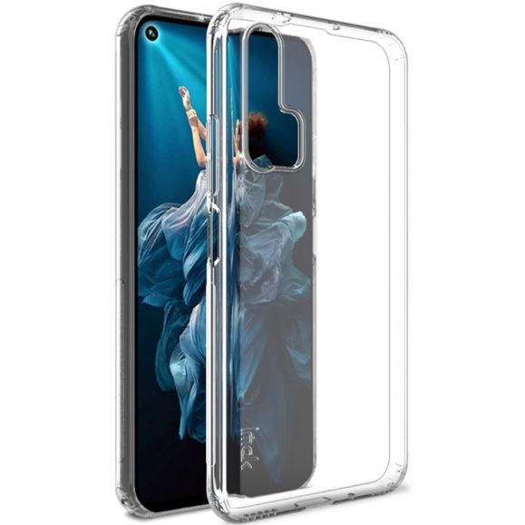 Honor 20 Pro - Coque transparente en silicone