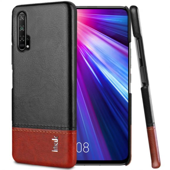 Honor 20 Pro - Coque imak bicolore imitation cuir
