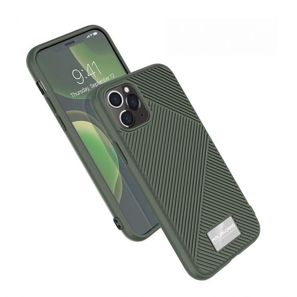 iPhone 11 Pro - Coque MOLAN CANO Motif Strié