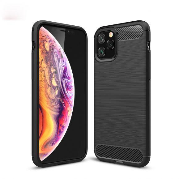 iPhone 11 Pro - Coque Brossée en Gel