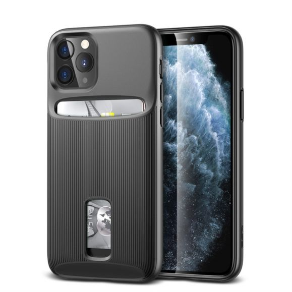 iPhone 11 Pro - Coque Armor Serie Porte Carte