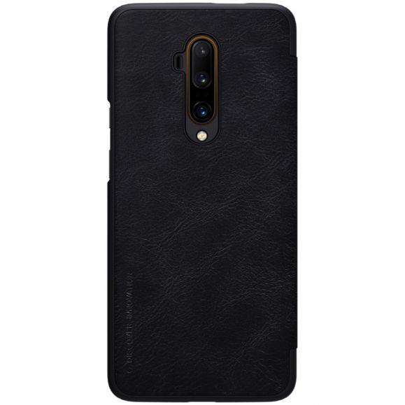 OnePlus 7T Pro - Housse NILLKIN Qin simili cuir