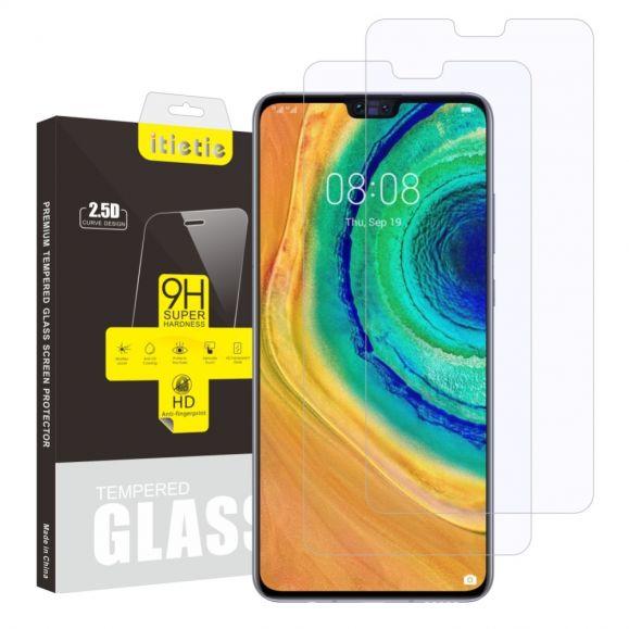 Huawei Mate 30 - Pack de 2 films en verre trempé