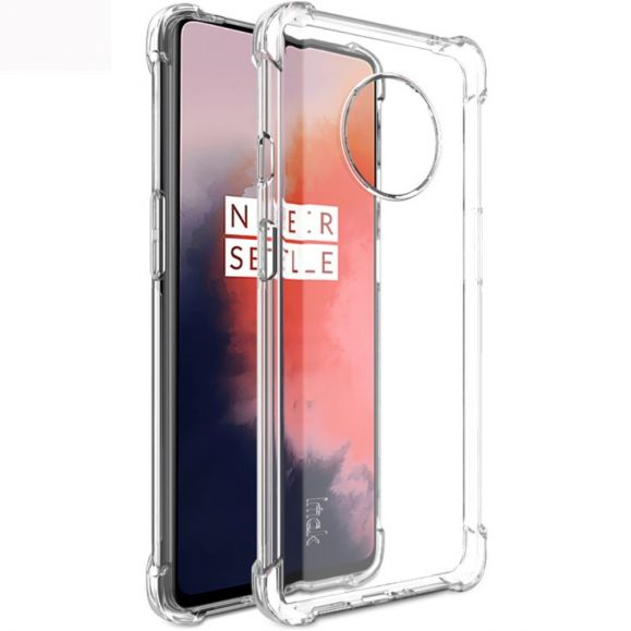 OnePlus 7T - Coque class protect - Transparent