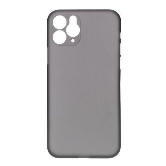 iPhone 11 Pro Max - Coque semi-transparent ultra fine