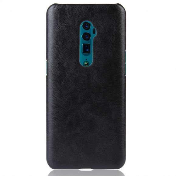 OPPO Reno 10x Zoom - Coque effet cuir premium