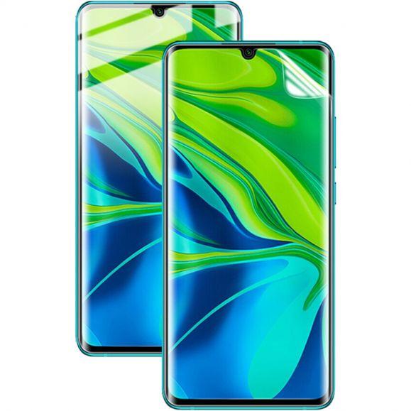 Xiaomi Mi Note 10 / Note 10 Pro - 2 films protecteur d'écran full protection en hydrogel