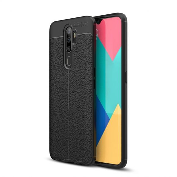 Oppo A9 2020 - Coque Finition Grainée en Gel