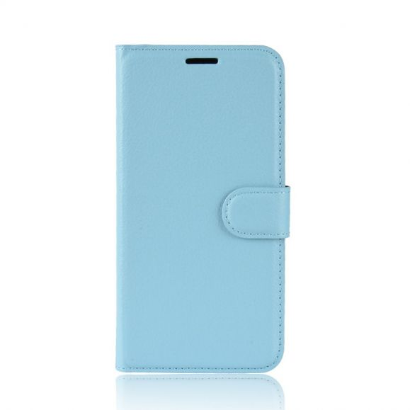 Housse Oppo A9 2020 portefeuille style cuir