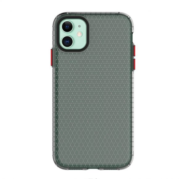 iPhone 11 - Coque Honeycomb en Silicone