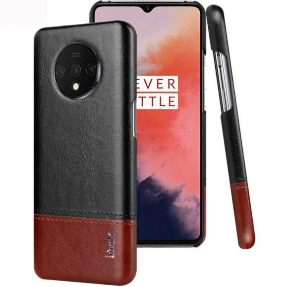 OnePlus 7T - Coque imak bicolore imitation cuir