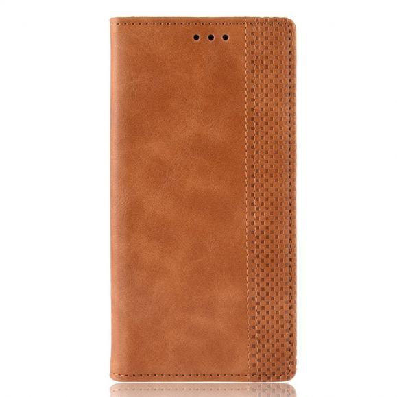 Le Cirénius - Housse Xiaomi Mi Note 10 / Note 10 Pro style cuir