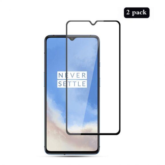 OnePlus 7T - Pack de 2 films en verre trempé full size