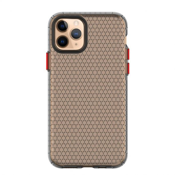 iPhone 11 Pro - Coque Honeycomb en Silicone