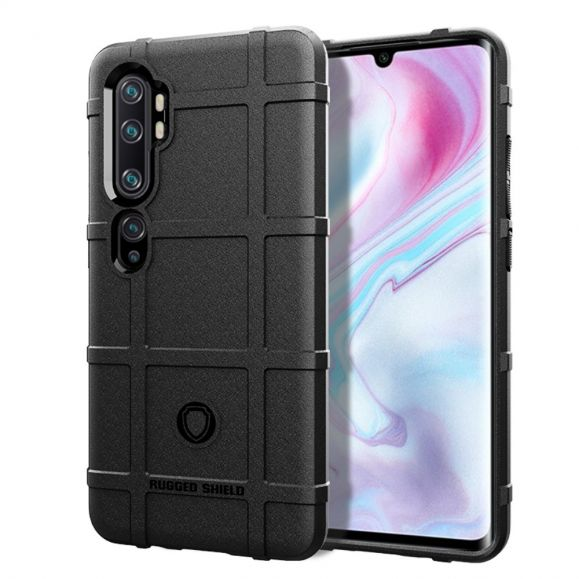 Rugged Shield - Coque Xiaomi Mi Note 10 / Note 10 Pro antichoc