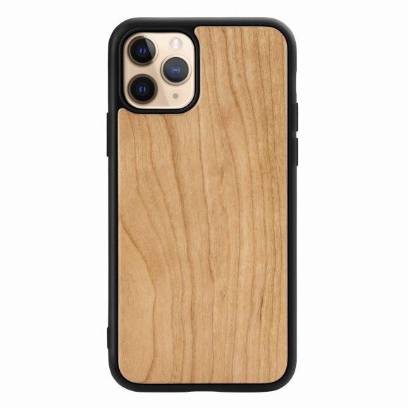 iPhone 11 Pro - Coque premium Bois