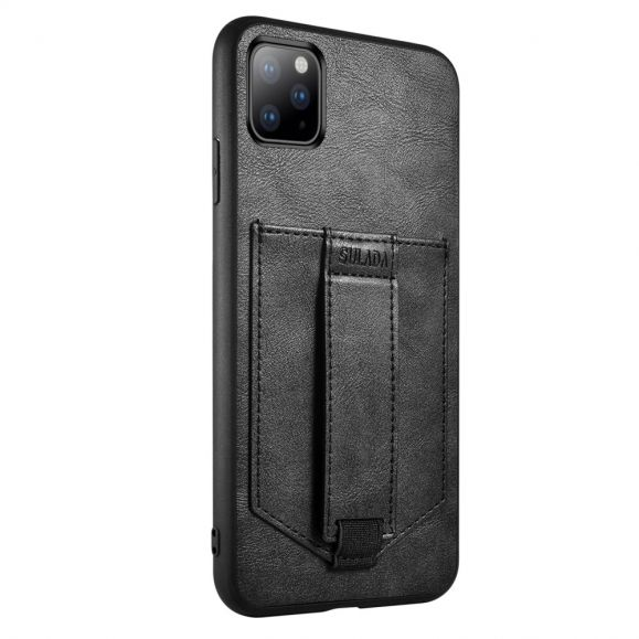 iPhone 11 Pro - Coque SULADA simili cuir porte carte