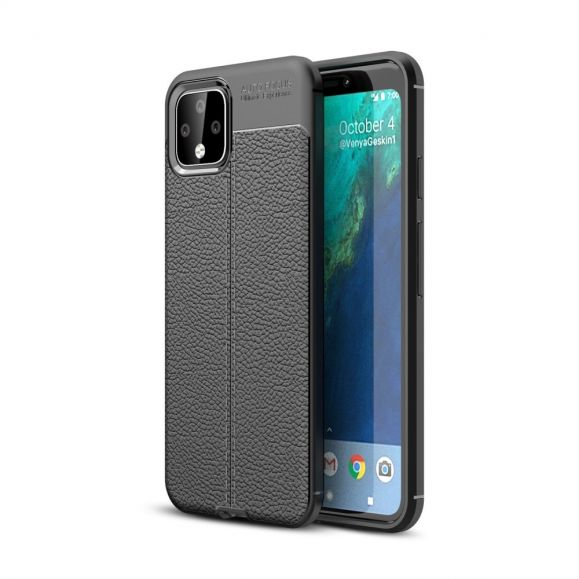 Google Pixel 4 - Coque Finition Grainée en Gel