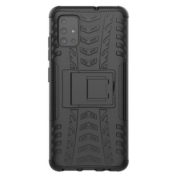 Samsung Galaxy A51 - Coque antidérapante avec support intégré