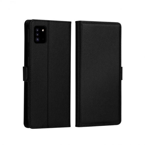 Milo Series - Housse Samsung Galaxy A51 imitation cuir