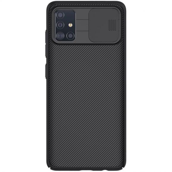 Samsung Galaxy A51 - Coque NILLKIN avec cache objectif arrière