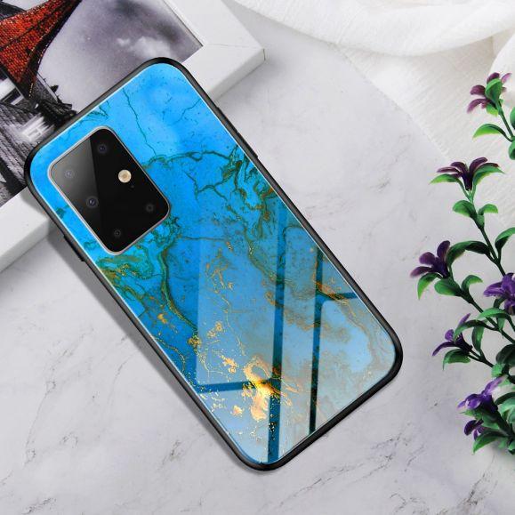 Samsung Galaxy S20 Plus - Coque Skyler dos en verre