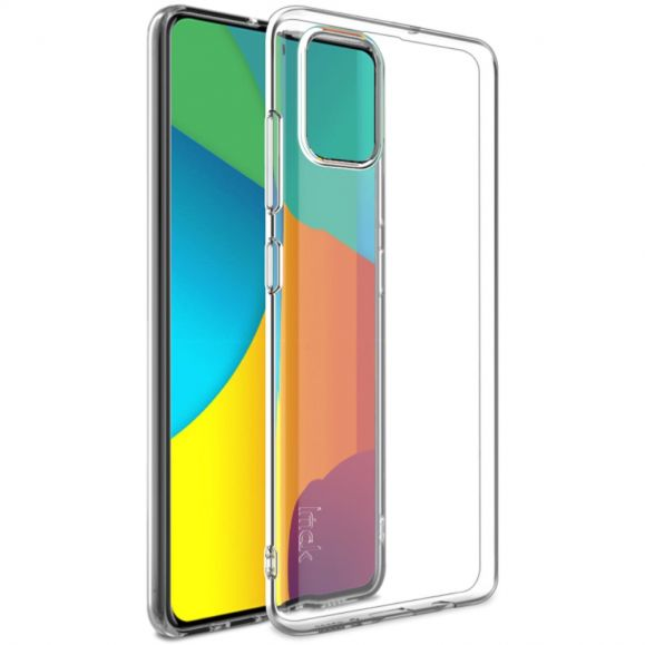 Samsung Galaxy A51 - Coque transparente en silicone