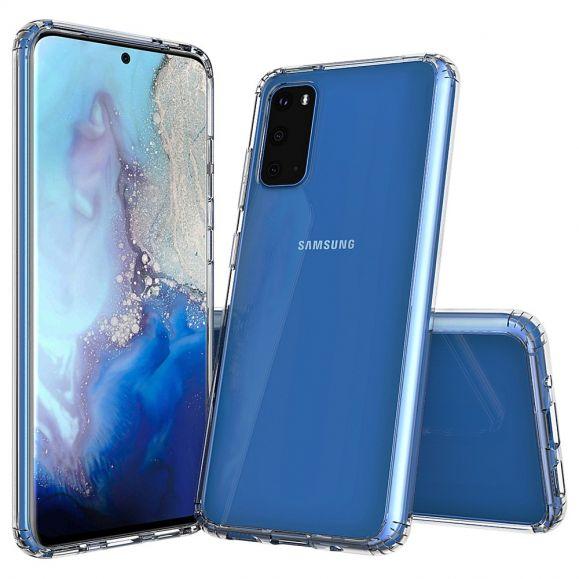 Gisèle - Coque Samsung Galaxy S20 Transparente Mince et Légère