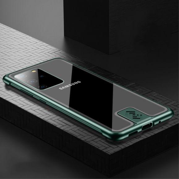 Shield Series - Coque Samsung Galaxy S20 Plus dos en verre
