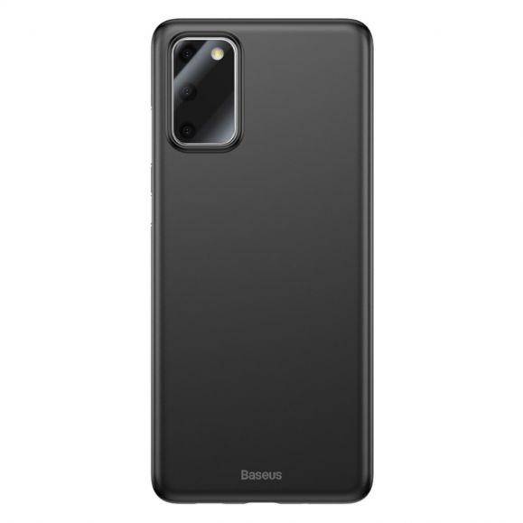 Thin Fit  - Coque Samsung Galaxy S20 fine et mat noir