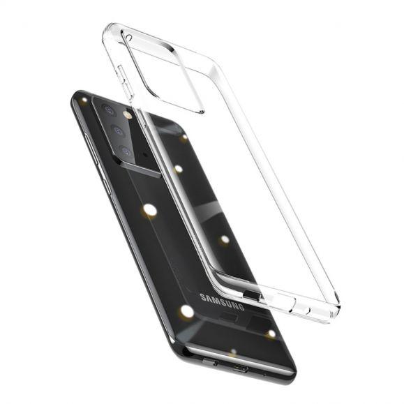 Simple Series - Coque Samsung Galaxy S20 transparente