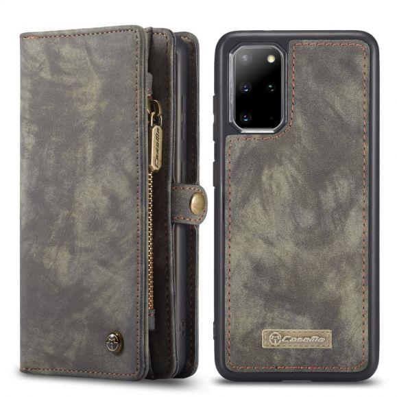 CASEME - Housse Samsung Galaxy S20 Plus avec coque magnétique