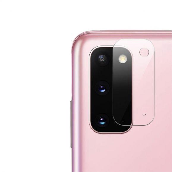 2 protections en verre trempé pour lentille du Samsung Galaxy S20