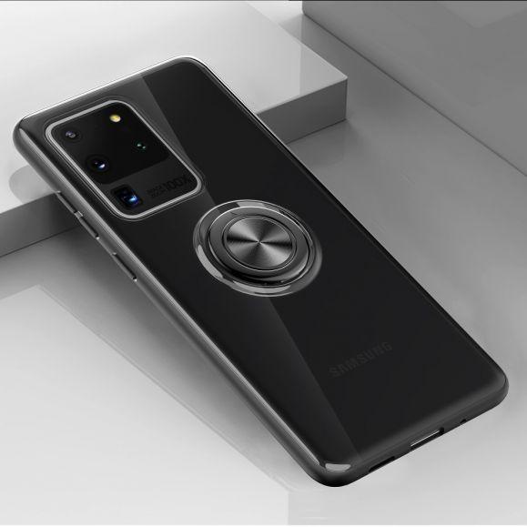 Coque Samsung Galaxy S20 Ultra avec anneau magnétique
