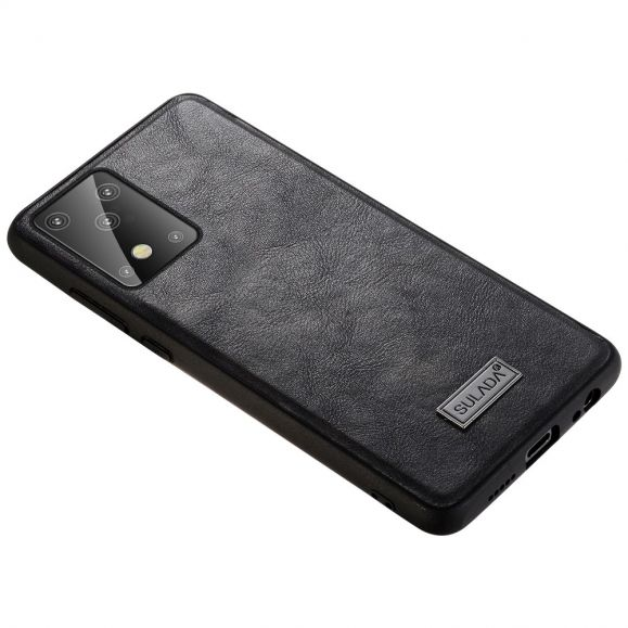 SULADA - Coque Samsung Galaxy S20 Ultra effet cuir