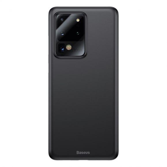 Thin Fit  - Coque fine noir mat pour Samsung Galaxy S20 Ultra