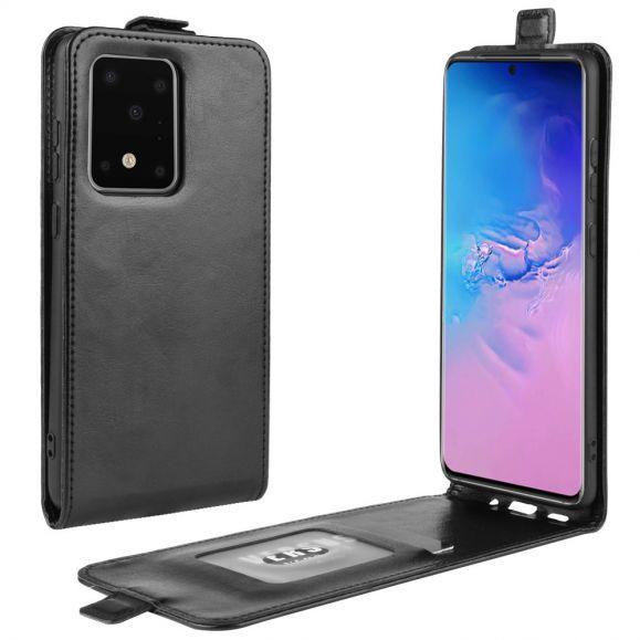 Le René - Étui Samsung Galaxy S20 Ultra avec rabat verticale