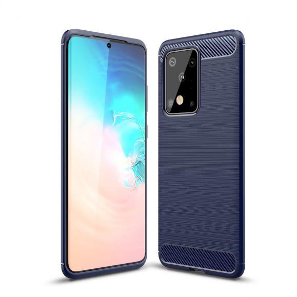Janice - Coque Samsung Galaxy S20 Ultra en Gel Brossé