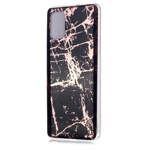 Coque Samsung Galaxy A71 en gel style marbre