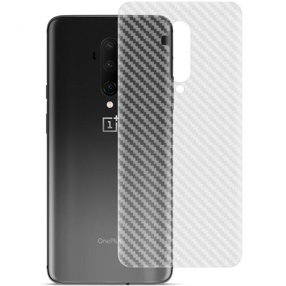 2 films arrière style carbone pour OnePlus 7T Pro