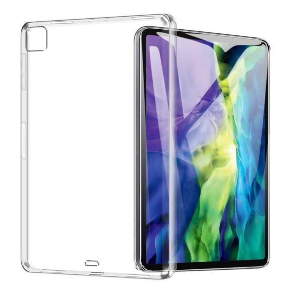 Coque iPad Pro 12.9 (2020) en gel transparente