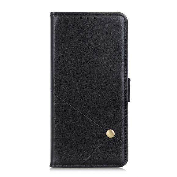 Housse folio portefeuille Xiaomi Mi 10 / Mi 10 Pro effet cuir