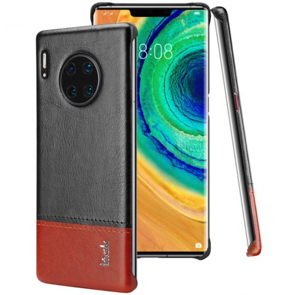 Coque Huawei Mate 30 Pro imak imitation cuir