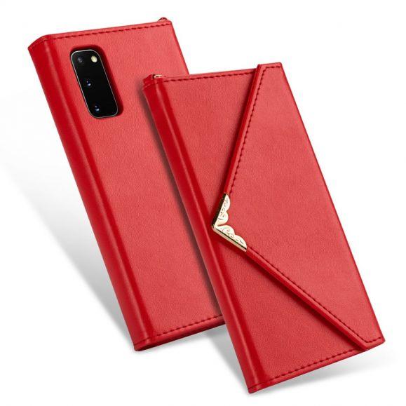 Housse Samsung Galaxy S20 design enveloppe