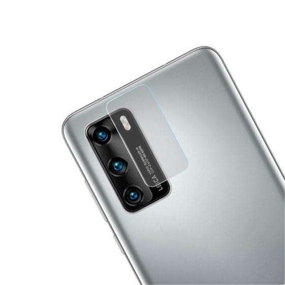 2 protections en verre trempé pour lentille du Huawei P40