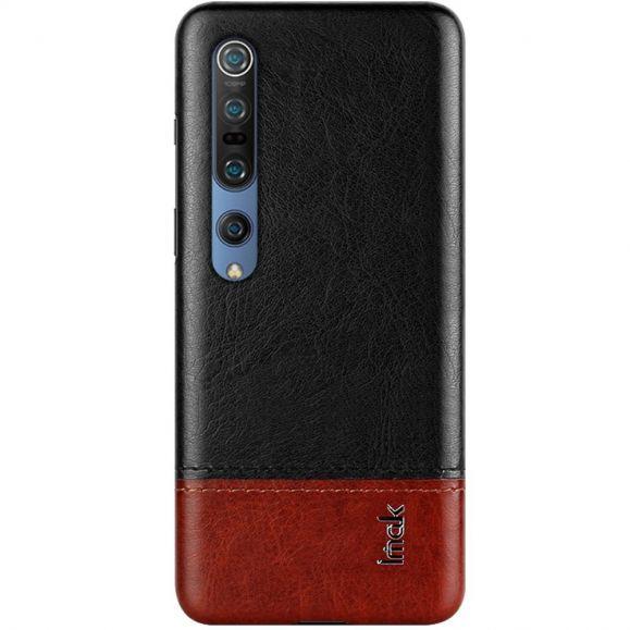 Coque Xiaomi Mi 10 / Mi 10 Pro imak bicolore imitation cuir