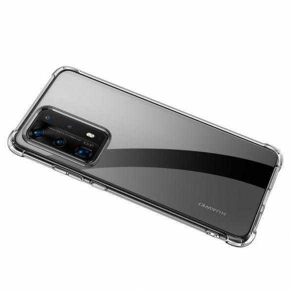 Coques transparentes Huawei P40 Pro ultra protect (pack de 5)